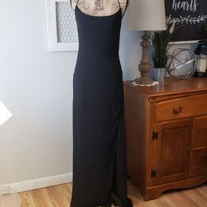 NWT!!! Express black cross back dress size S NWT!!